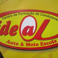 Photo taken at Auto Escola Ideal by Marlon V. on 2/20/2014