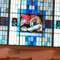 Photo taken at St. Joseph Catholic Church by Kaitlyn A. on 3/17/2013