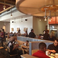 Photo taken at Chipotle Mexican Grill by Timothy K. on 9/28/2012