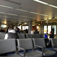 Photo taken at Terminal 3 by Mark I. on 2/23/2013