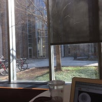 Photo taken at Bostock Library by Sunny Z. on 3/18/2017
