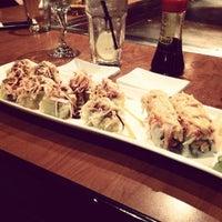 Photo taken at Sakura Japanese Steak House by Stephanie R. on 10/20/2012