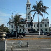 Photo taken at Puerto de Veracruz by Jonathan C. on 2/19/2013