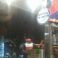 Photo taken at Petron Service Station by Paz C. on 1/12/2016