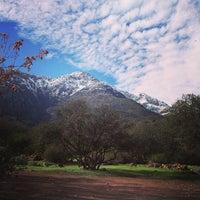 Foto tirada no(a) Parque Mahuida por Juan P. em 6/29/2013
