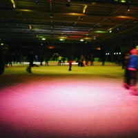 Photo taken at Eissporthalle Darmstadt by Dario on 1/3/2016