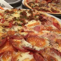 Photo taken at Pizza Express by Uttin H. on 5/11/2017