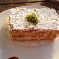 Photo taken at Görgülü Cafe by Nur Z. on 11/19/2012