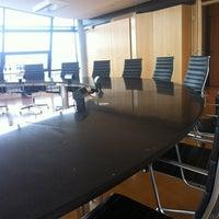 Photo taken at Deutsche Nationalbibliothek by Ju Al G. on 11/21/2012