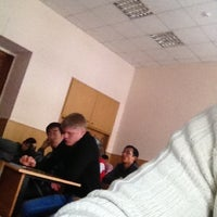 Photo taken at 6 корпус by Костик И. on 11/27/2012