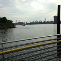 Photo taken at East River Ferry - Hunters Point South/Long Island City Terminal by Phyo B. on 7/21/2013