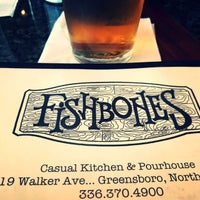 Photo taken at Fishbones by Nathan D. on 8/18/2017