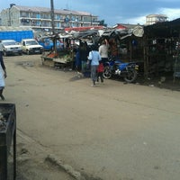 Photo taken at kahawa west city council market by Jay S. on 12/26/2012
