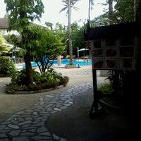 Photo taken at Coconut Village Resort Phuket by Jojo L. on 5/27/2013