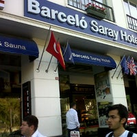 10/18/2012 tarihinde Ozan Kaan E.ziyaretçi tarafından Barceló Saray'de çekilen fotoğraf