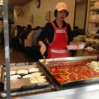 Photo taken at 중앙떡볶이 by Bk K. on 5/18/2013