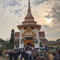 Photo taken at วัดหลวงอรัญ by Chawalit W. on 1/24/2018