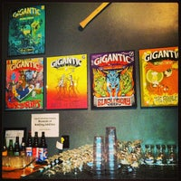 Photo taken at Gigantic Brewing Company by gno m. on 3/3/2013