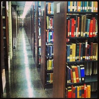 Photo taken at University Library by gno m. on 4/17/2013