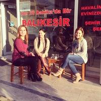 Photo taken at LEYDİ TURİZM SEYAHAT EDREMİT by Aslı M. on 12/20/2014
