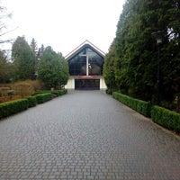 Photo taken at Parafia Matki Boskiej Pocieszenia by Zofia L. on 3/14/2015