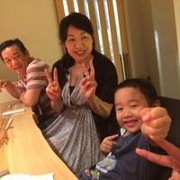 Photo taken at 鮓 希凛 by Kiyoshi Y. on 7/12/2014