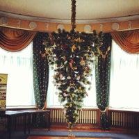 Снимок сделан в Санаторій «Мармуровий палац» пользователем Евгений Д. 12/30/2012