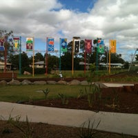 Photo taken at Blackwater All Abilities Playground by Alicia on 6/23/2013