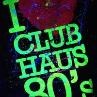 Foto scattata a Club Haus 80's da Veronica P. il 10/26/2013
