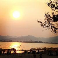 Foto tirada no(a) Prainha por Diogo K. em 12/27/2012