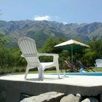 Photo taken at Villa de Merlo by Laura on 1/27/2013