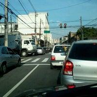 Photo taken at Rua da Mooca by Luciana M. on 10/22/2012