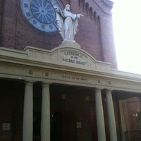 Photo taken at Sacred Heart Cathedral by Patricia R. on 10/28/2012