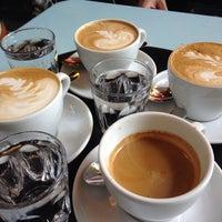 Das Foto wurde bei Caffé Bar Sattler von Manuel A. am 5/11/2014 aufgenommen