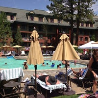 Photo taken at Marriott's Timber Lodge by John G. on 7/4/2013