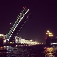 Photo taken at Neva River by Alina S. on 5/11/2013