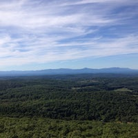 Photo taken at Thompson Pond Nature Preserve/Stissing Mountain by Jackie C. on 9/14/2014