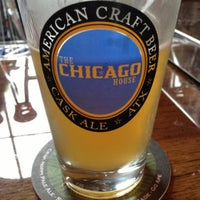 Photo taken at The Chicago House by CraftBeer A. on 4/17/2013