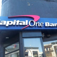 Photo taken at Capital One Bank by **Heath** on 4/8/2013