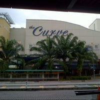 Photo taken at The Curve by Nizar Iskandar b. on 12/30/2012