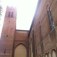 Photo taken at Basilica di San Domenico by Anson L. on 5/26/2013
