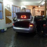 Photo taken at Szombatfalvi Automoso by Barna-Imre B. on 2/18/2013