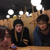Photo taken at 鳥二郎 関大前店 by Kazuki on 1/14/2017