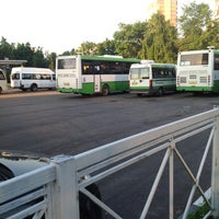 Photo taken at Автобус №433 by Катерина Б. on 6/4/2013