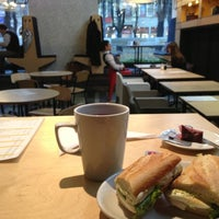 Photo taken at Index Cafe by Laura Ž. on 11/5/2012