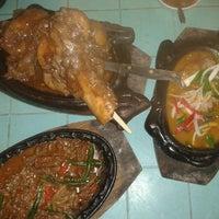 Photo taken at Gabbie's Garden Restaurant by Tom-Aiko V. on 11/7/2012