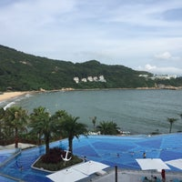 Photo taken at Club Med Dong'ao Island by Queen H. on 6/13/2016