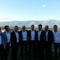 Photo taken at çınaraltı tesisleri by Ümit K. on 6/14/2014
