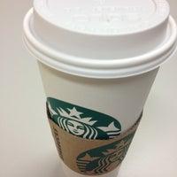Photo taken at Starbucks by Simon D. on 2/6/2013