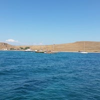 Photo taken at Naked Island by Bahadır A. on 8/1/2014